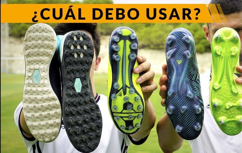 botas de futbol para cesped artificial hombre