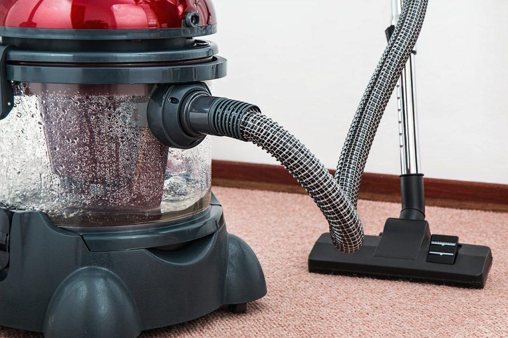 aspirador para cesped artificial