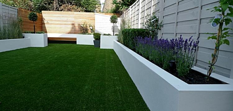 cesped artificial para terraza atico