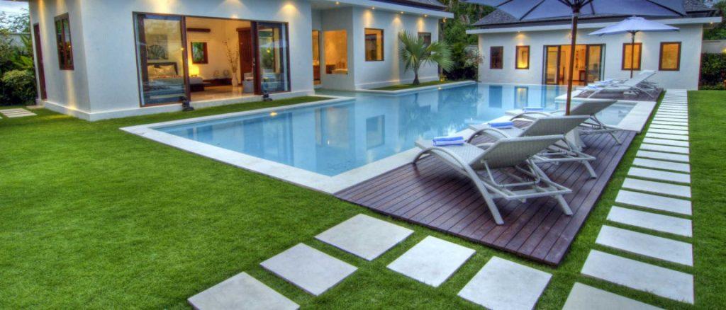 cesped artificial para piscinas opiniones